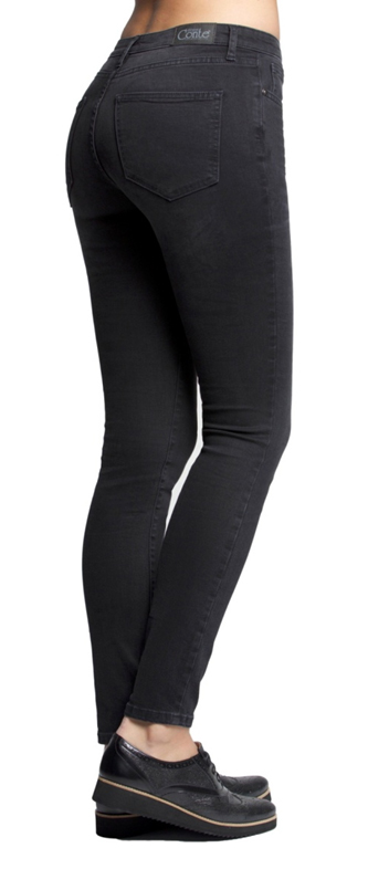 4fd31d50668 Брюки женские джинсовые CONTE ELEGANT 2992 4939