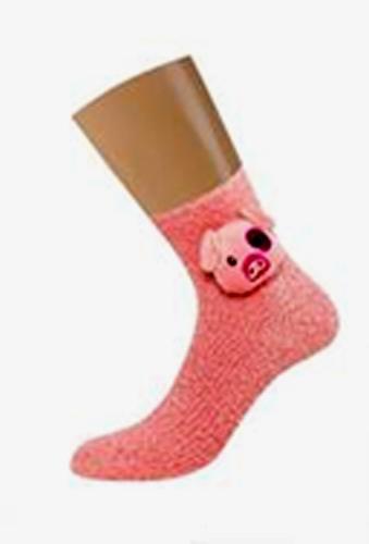 НОСКИ ЖЕНСКИЕ MINIMI MINI INVERNO 3300 (носки с игрушкой)