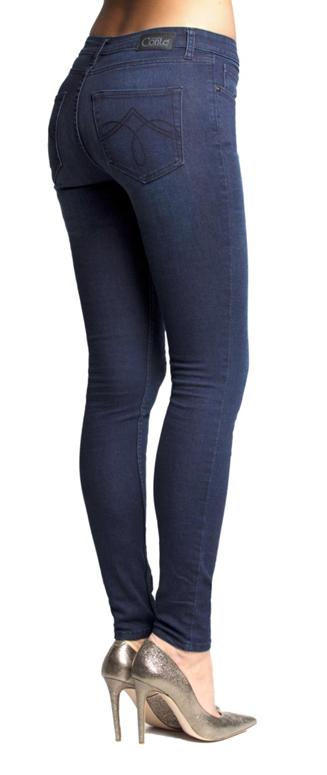 5a804d05a79 Брюки женские джинсовые CONTE ELEGANT 623-100D