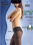 Колготки LEVANTE Body Slim 20 Vita bassa