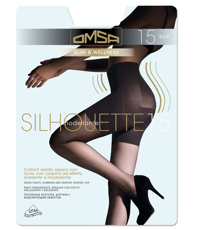 Колготки OMSA Silhouette 15