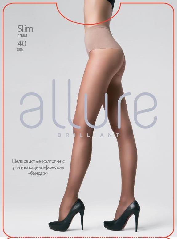 Колготки ALLURE Slim 40