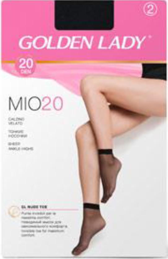 Носки GOLDEN LADY Mio 20 (2 пары)