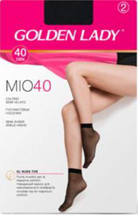 Носки GOLDEN LADY Mio 40 (2 пары)