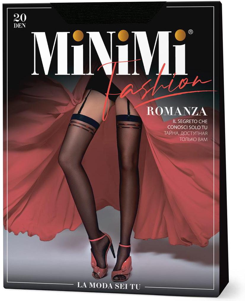 Чулки MINIMI Romanza 20