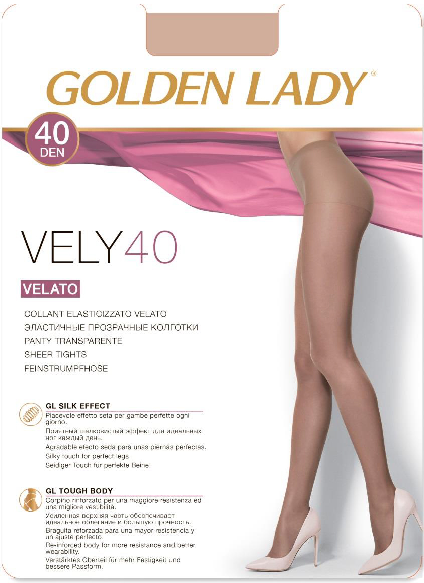 Колготки GOLDEN LADY Vely 40