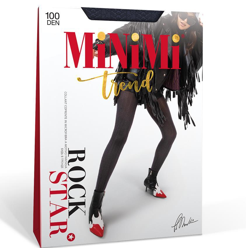 Колготки MINIMI Rock Star 100