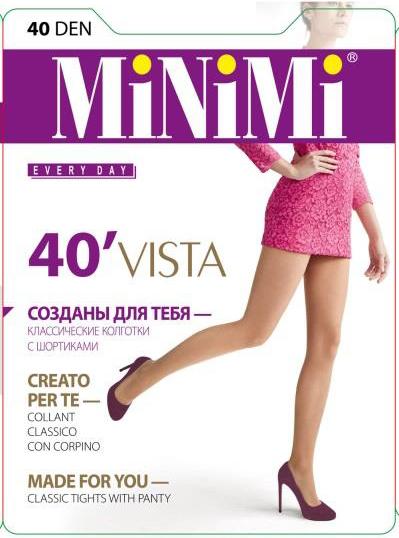 Колготки MINIMI Vista 40