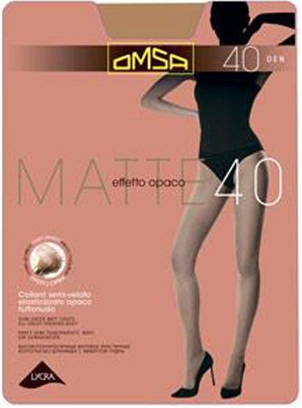 Колготки OMSA Matte 40