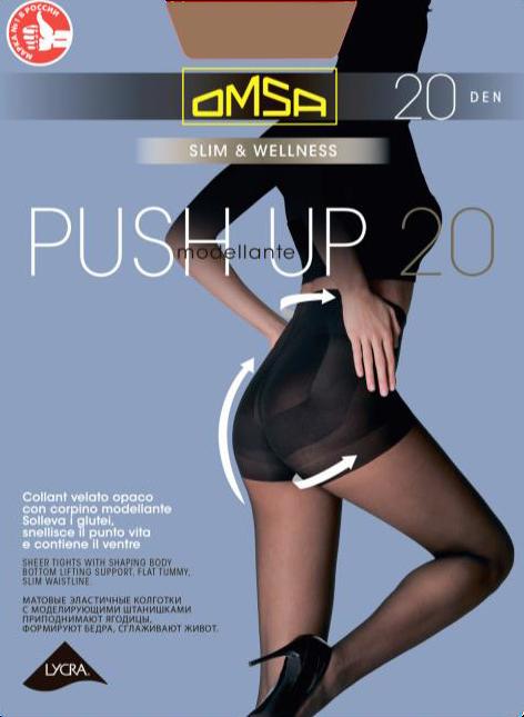 Колготки OMSA Push Up 20
