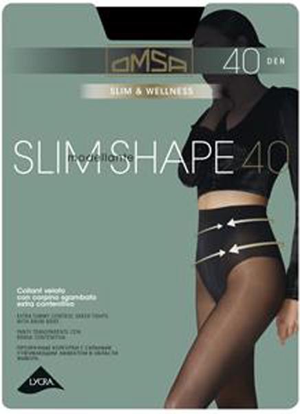 Колготки OMSA Slim Shape 40