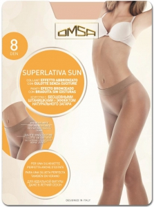 Колготки OMSA Superlativa Sun 8