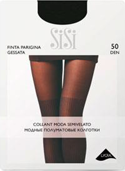 Колготки SISI Finta Parigina Gessata 50