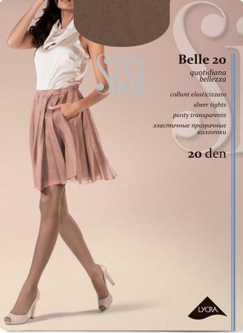 Колготки SISI Belle 20