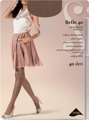 Колготки SISI Belle 40