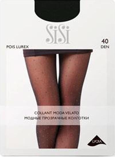 Колготки SISI Pois Lurex 40