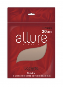 Гольфы ALLURE Lacerta 20