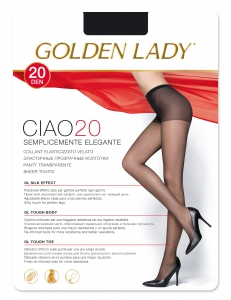Колготки GOLDEN LADY Ciao 20 XL