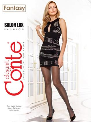 Колготки с люрексом CONTE SALON LUX