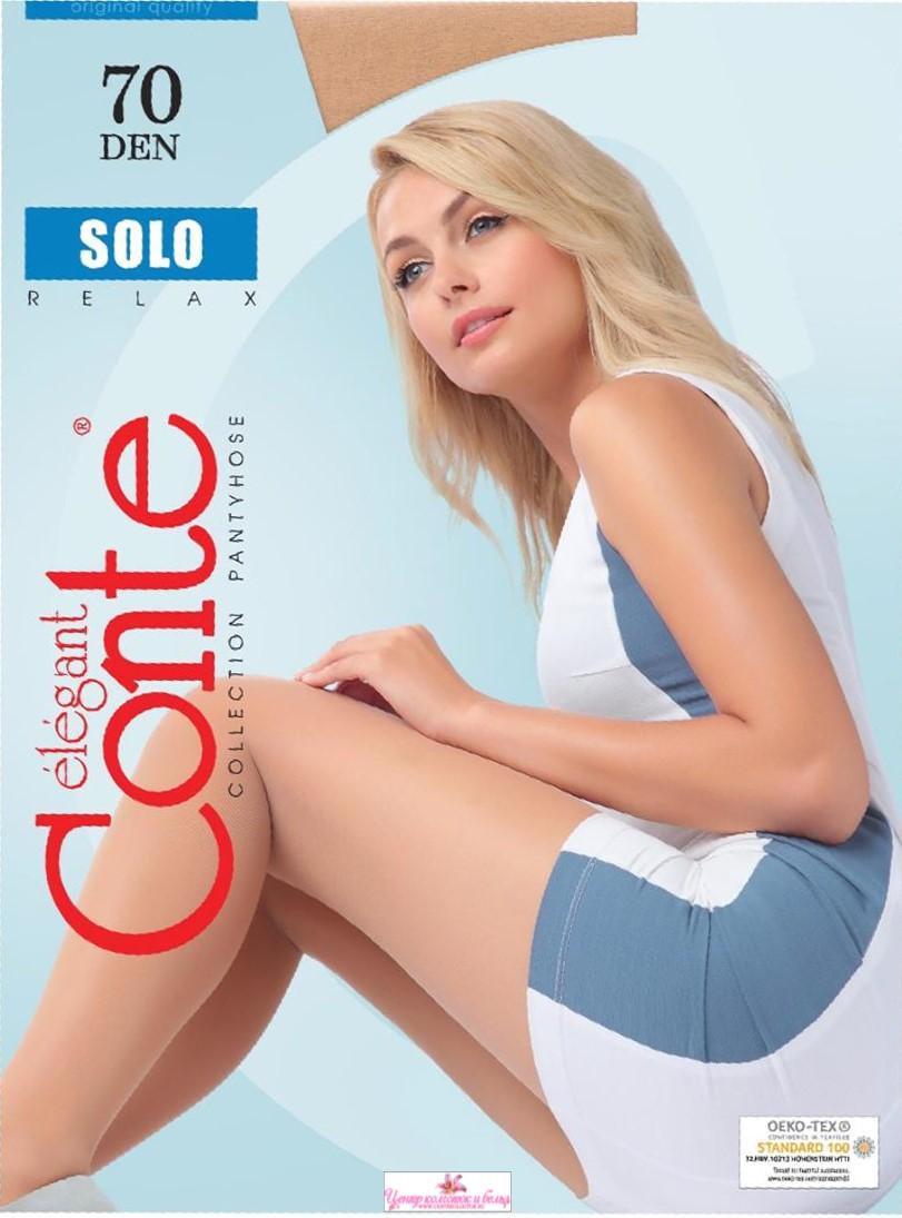 Колготки CONTE Solo 70