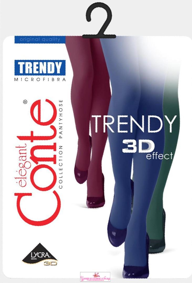 Колготки CONTE Trendy 3D Effect 150